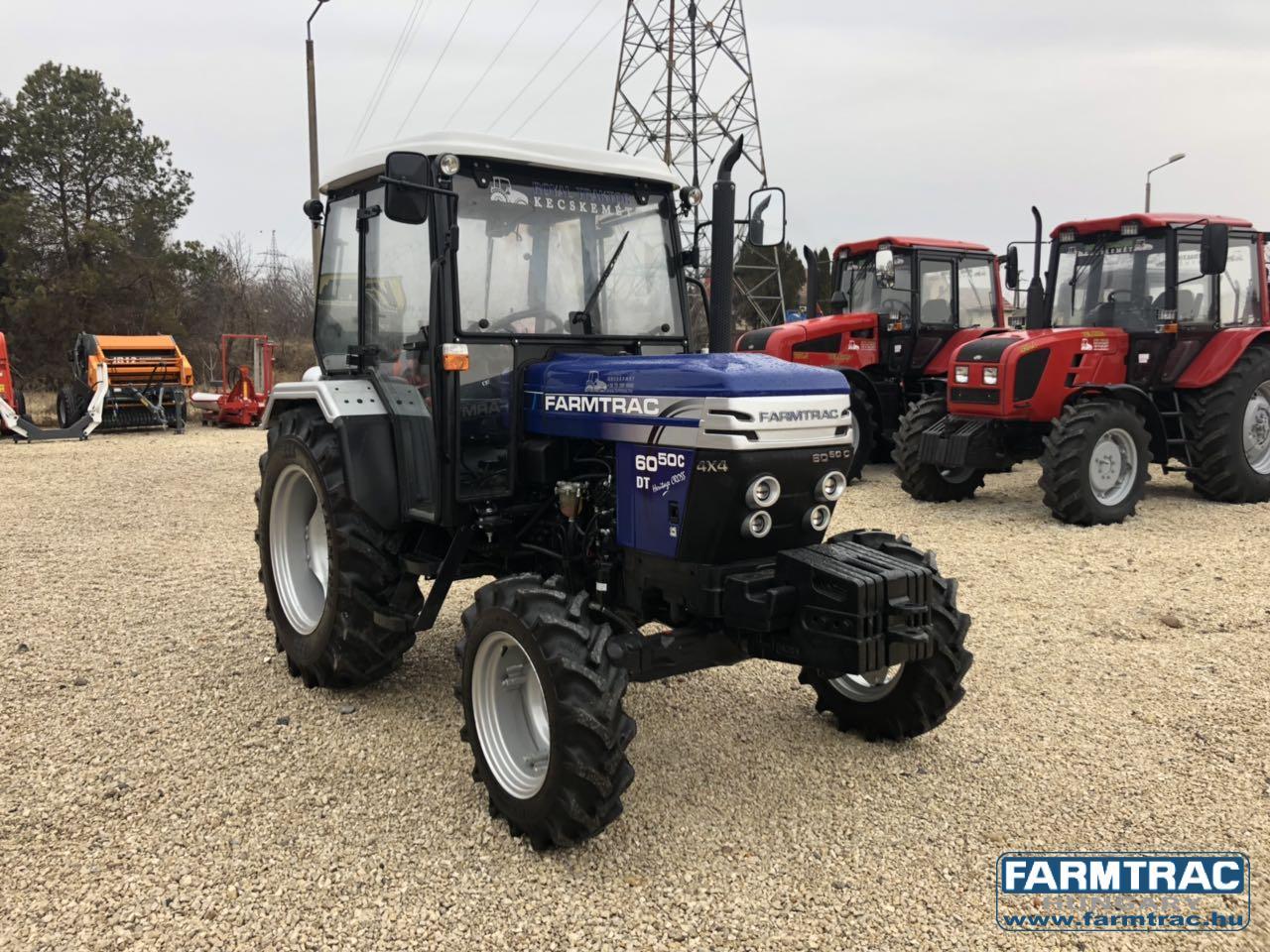 Megjelentek a Farmtrac 26, 30 és a 6050 modellek kabinos változatai!