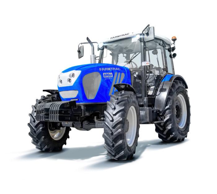 Farmtrac 690DTN