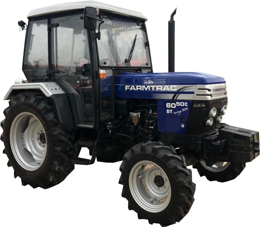 Farmtrac 6050DT Cabin