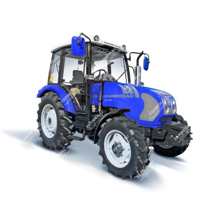 Farmtrac 555 DT Cross