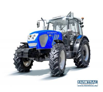 Farmtrac 675DT King