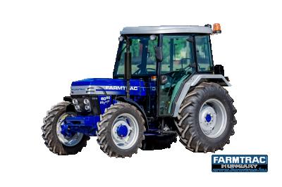 Farmtrac 6060 Cabin